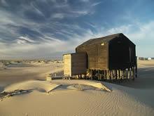 foto de rancho en la playa