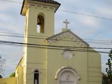 foto de la iglesia de la pedrera