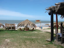 bajada a la playa de santa teresa