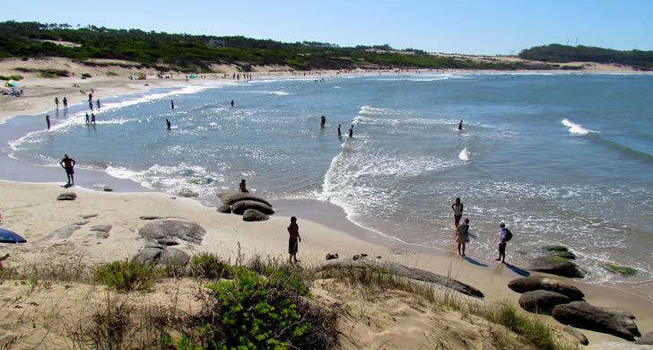 Atractivos de La Coronilla - Playas