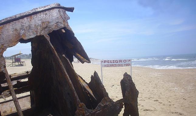 Atractivos de La Pedrera - Playa El Barco