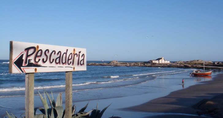 Atractivos de Punta del Diablo - Gastronomía